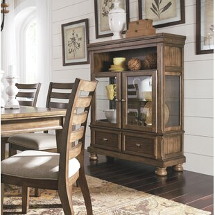 Rochon China Cabinet by Charlton Home