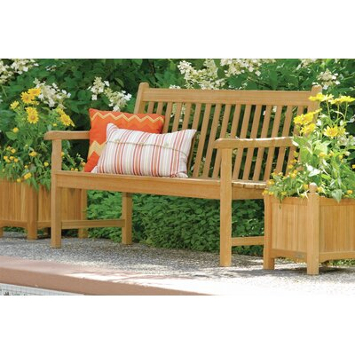 Strange Coraline 3 Piece Wooden Planter Bench Set Breakwater Bay Uwap Interior Chair Design Uwaporg