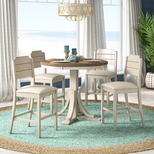 Kinsey Cottage 5 Piece Dining Set Rosecliff Heights