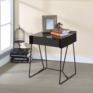 Mercury Row Backman End Table with Storage