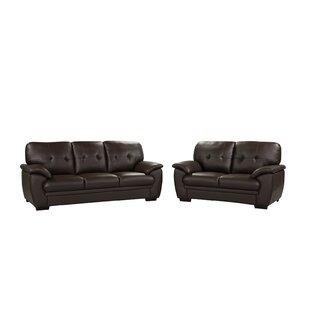 Achenbach 2 Piece Sofa Set By ClassicLiving