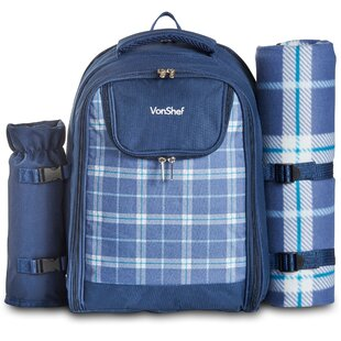 Outdoor Picnic Backpack