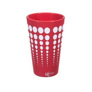 Cayden Silipint Water/Juice Glass 16 oz. Plastic