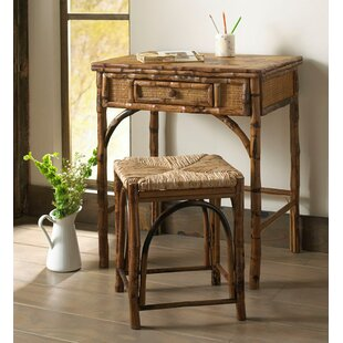 Kenian Coastal Chic Writing Desk