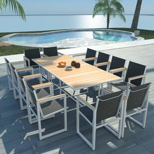 Joachim 12 Seater Dining Set By Sol 72 Outdoor