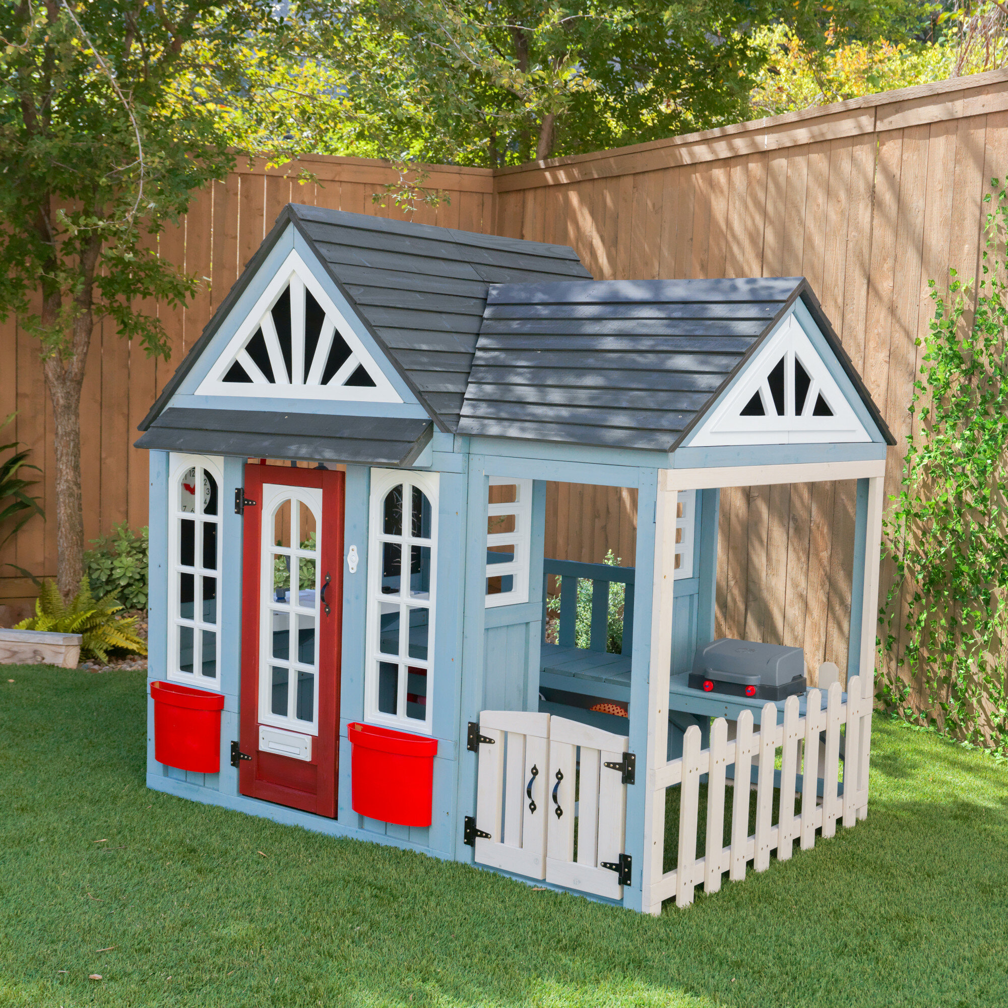 Flower Boxes 21 W Shed Flower Box Playhouse Flower Box Window Boxes Patio Lawn Garden Gardening