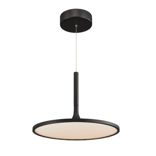 Resa Disc LED Geometric Pendant