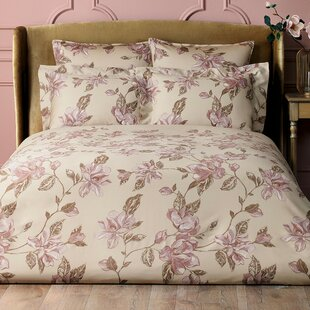 Orchids Fitted Sheet