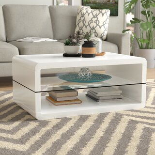 Albano Coffee Table by Latitude Run SKU:DC220261 Reviews