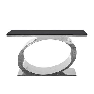 Everly Quinn Linnea Console Table