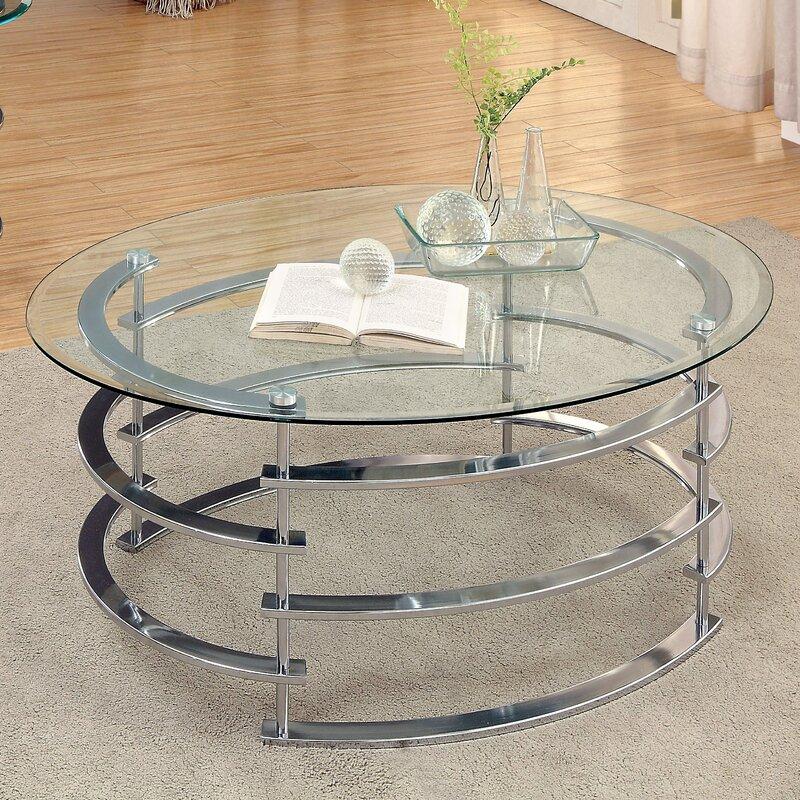 Orren Ellis Scylla Frame Coffee Table