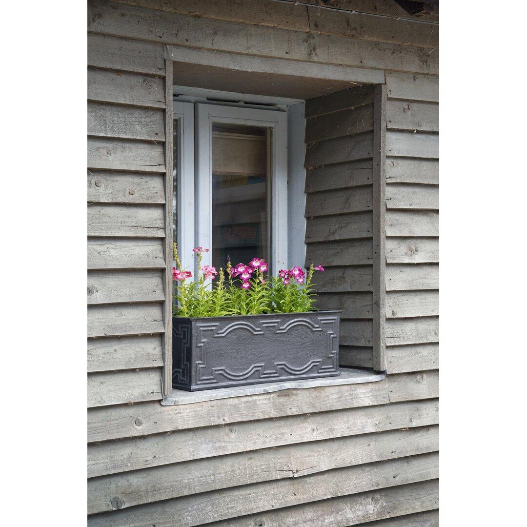 Cragmont Fibreglass Window Box Planter
