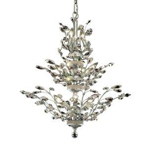 Lamons 13-Light Candle Style Chandelier