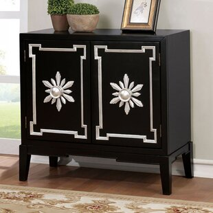 Zoie Vintage Hallway 2 Doors Accent Cabinet by Everly Quinn