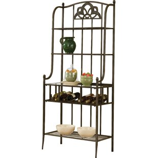 World Menagerie Ouarzazate Metal Baker's Rack