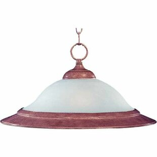 Charlton Home Pauline 1-Light Cone Pendant