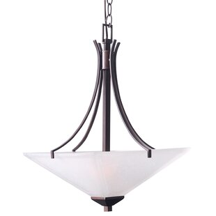 Ebern Designs Bendigo 2-Light Bowl Pendant