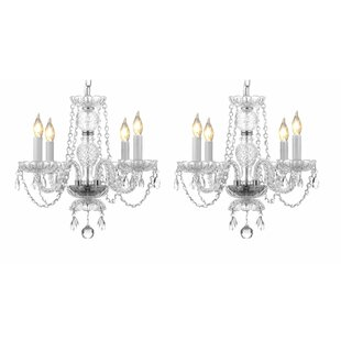 Astoria Grand Lipman 4-Light Candle Style..