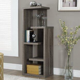 Monarch Specialties Inc. Kiley Etagere Bookcase