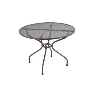 Sattler Steel Bistro Table By Sol 72 Outdoor