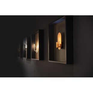Brixton 1-Light LED Armed Sconce by Innermost