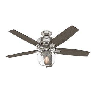 Merveilleux Ceiling Fan With Bright Light | Wayfair