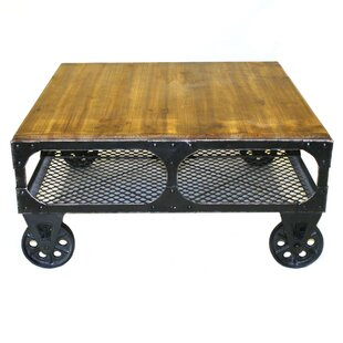 Williston Forge Choncey Coffee Table