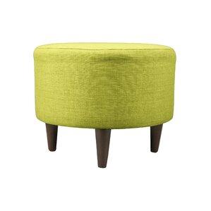Bennett Sophia Round Standard Ottoman by MJL Furniture