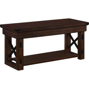 Great Deals Gladstone Storage Bench