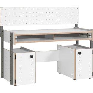 Eila 117.1cm Computer Desk by Metro Lane