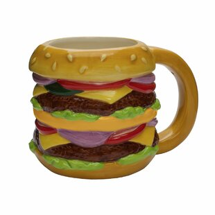 Sharmaine Cheeseburger Coffee Mug