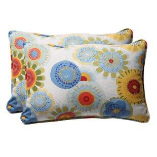 Broughton Outdoor Throw Pillow (Set of 2)