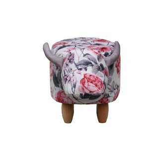 Flora The Cow Footstool By Gardeco