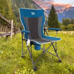 Kingsbridge Folding Camping Chair by Freeport Park