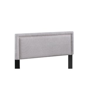 Sather Upholstered Panel Headboard by Charlton Home Today Only Sale