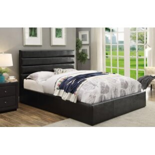Latitude Run Wiseman Upholstered Storage Platform Bed