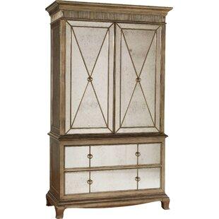 Read Reviews Sanctuary Armoire ByHooker Furniture