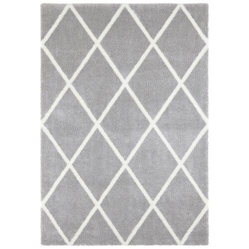 Teppich Lunel in Grau/Creme Elle Decor Teppichgröße: Rechteckig 160 x 230 cm
