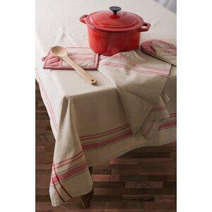 Savin Stripe Tablecloth
