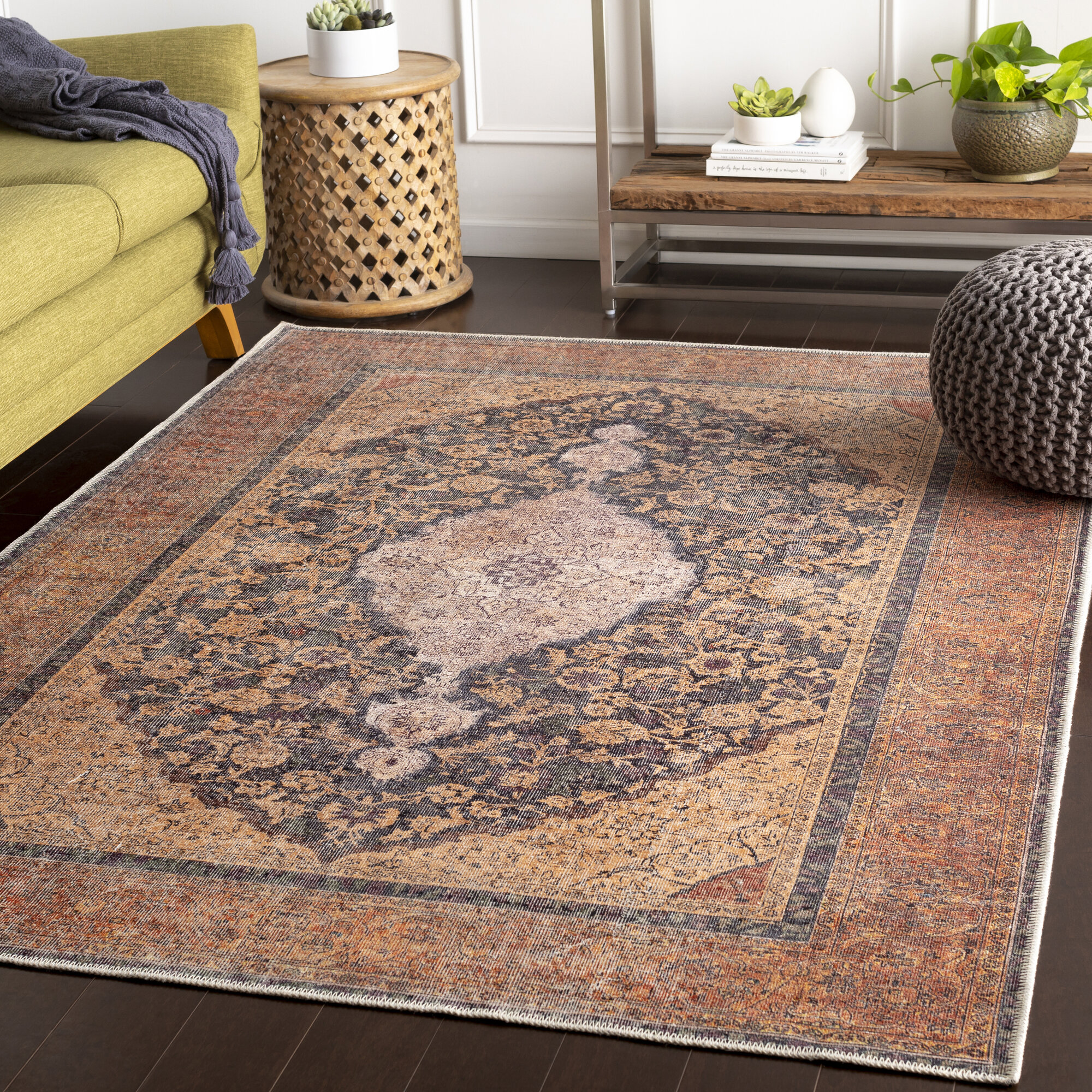 Chenille Turkey Area Rugs You Ll Love In 2021 Wayfair