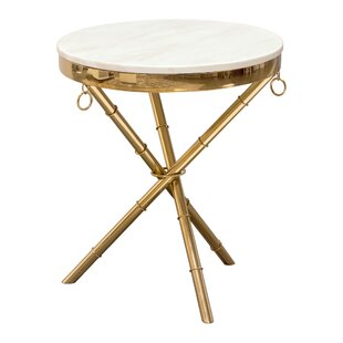 Reed End Table