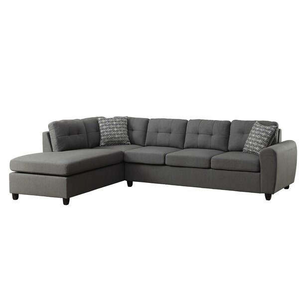 Magnificent Cyron Sectional Onthecornerstone Fun Painted Chair Ideas Images Onthecornerstoneorg