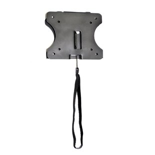 Locking Front Load Fixed TV Wall Mount for 32