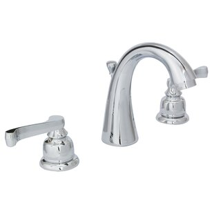 Huntington Brass Sienna Widespread Bathroom Faucet with Drain Assembly