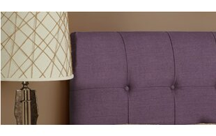 Darby Home Co Dawn Upholstered Panel Headboard