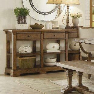 Woosley Buffet Table by Gracie Oaks