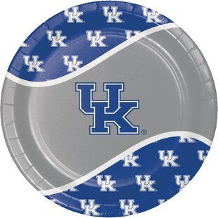 NCAA Dinner Plate (Set of 24)