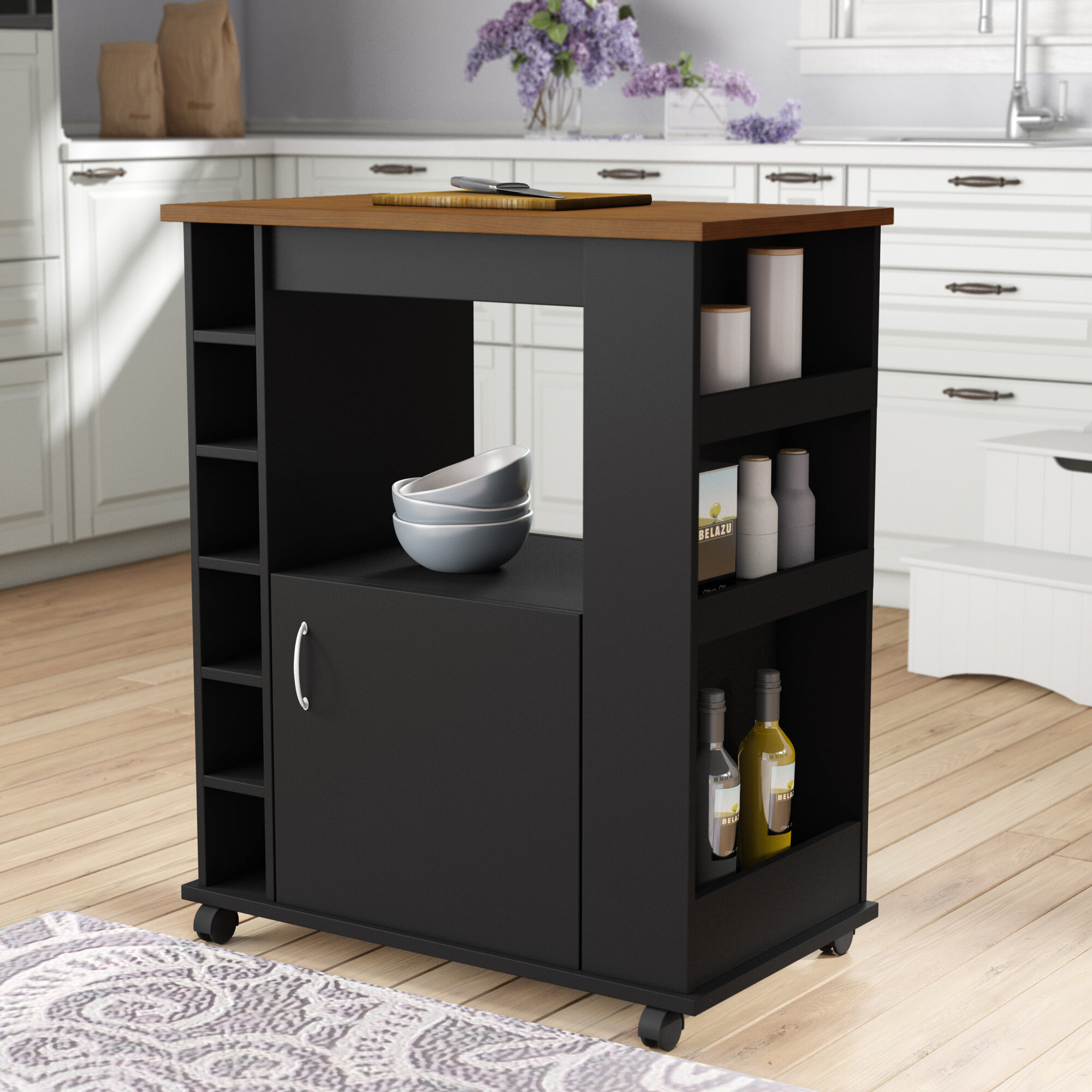 Cabinets Kitchen Islands Carts You Ll Love In 2020 Wayfair