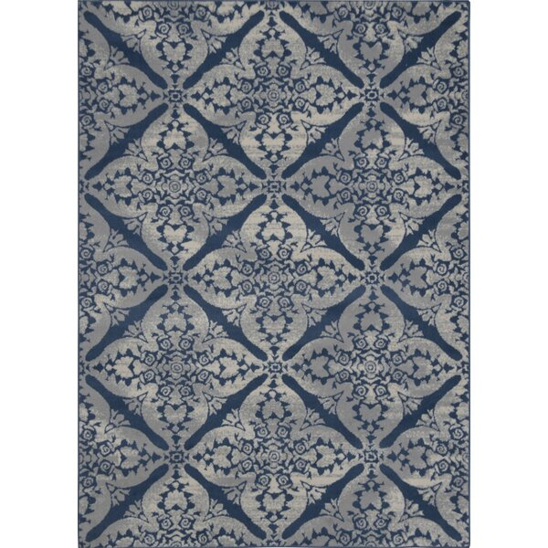 Wonderful Andover Mills Anzell Blue/Gray Area Rug U0026 Reviews | Wayfair