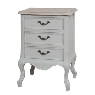 Desimone 3 Drawer Chest By Fleur De Lis Living